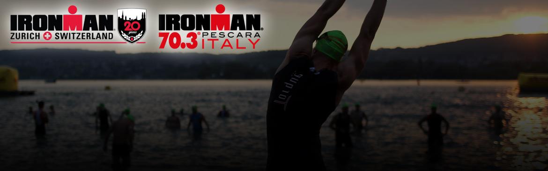 Nel 2016 si raddoppia, due Ironman per continuare a sperare !